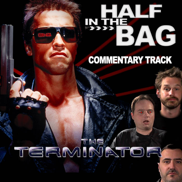 The Terminator Commentary Track cover art