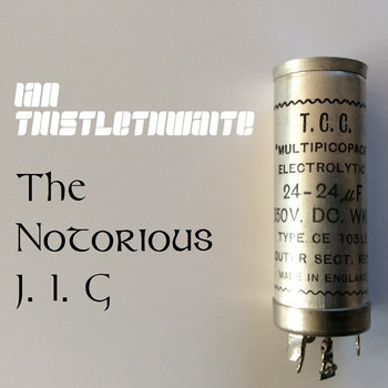 The Notorious J.I.G. cover art