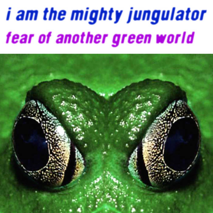 Fear of Another Green World cover art