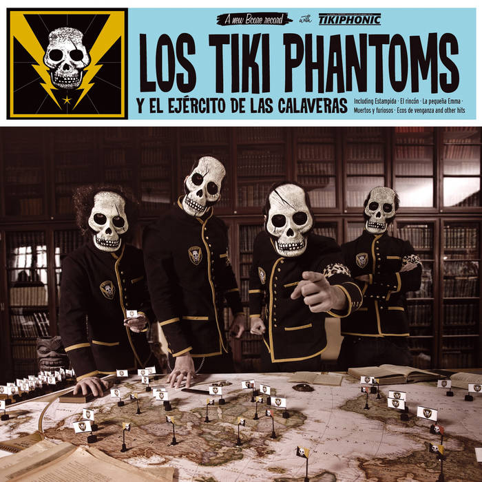 El Ejército de las Calaveras cover art