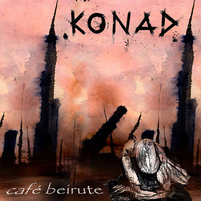 Café Beirute cover art