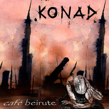 Café Beirute cover art