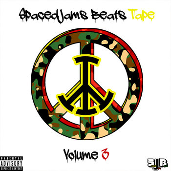 SpacedJams Beats Tape [v. 3] cover art
