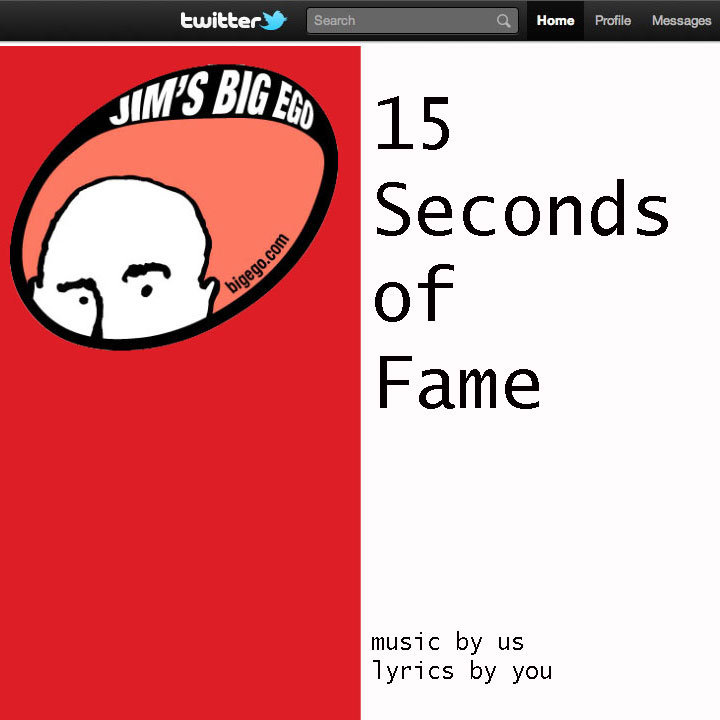 15 Seconds of Fame 15 Seconds of Fame Cover Art