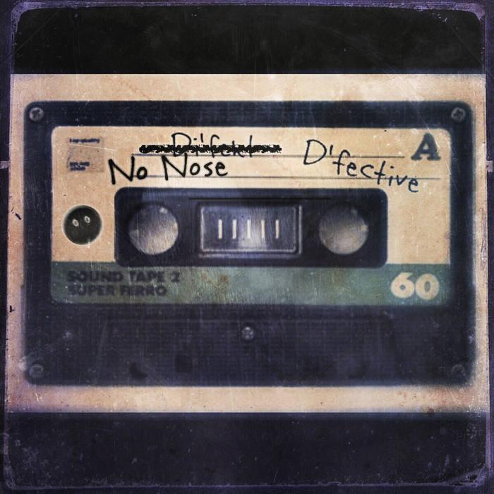 No Nose - D'fective cover art