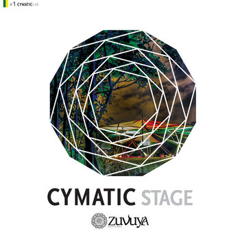 Cymatic Stage # 1 cover art