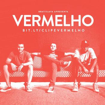 Vermelho (single) cover art