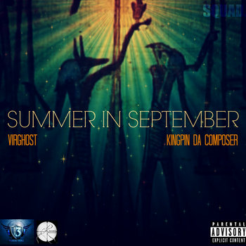 Summer In September EP cover art