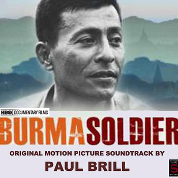 Burma Soldier - OFFICIAL SOUNDTRACK cover art