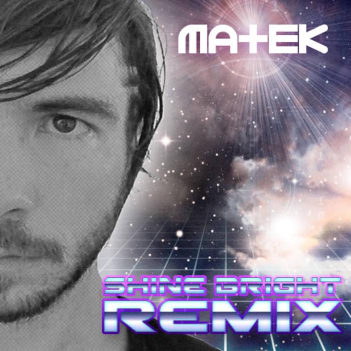 shine bright [remix] cover art