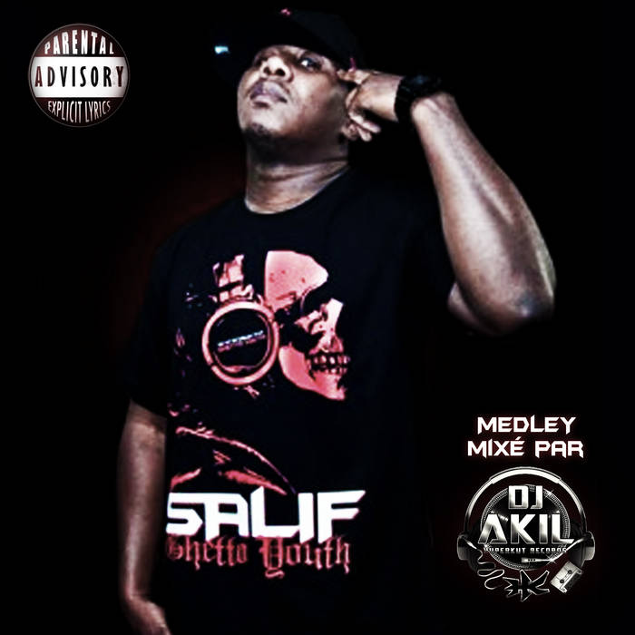 "SALIF ""Medley"" 2009 Mixé par DJ AKIL cover art"