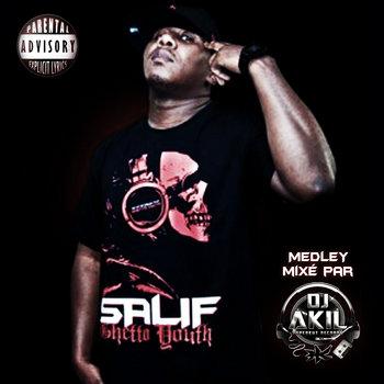 SALIF (2009) Mixé par DJ AKIL (Medley Rap Français) cover art