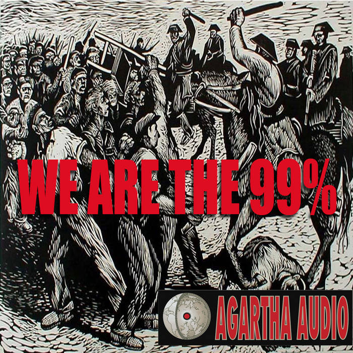 We Are The 99% (Butterfly Effect Rmx) cover art