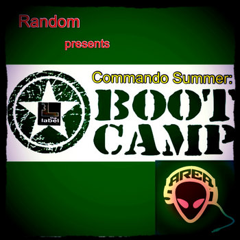 Commando Summer: Boot Camp cover art