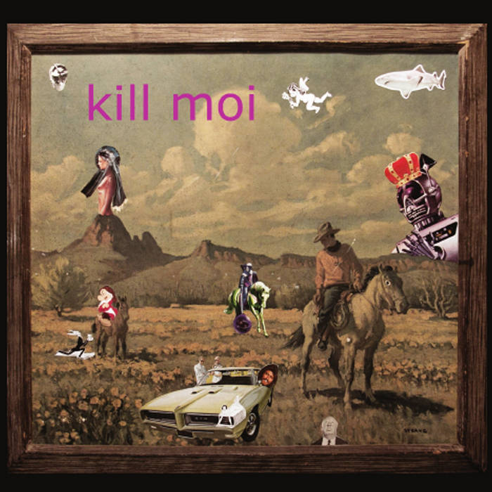 Hold Me, Motherfucker cover art