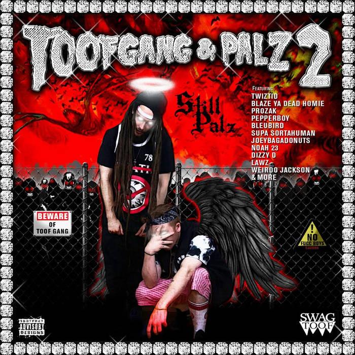 """TOOFGANG & PALZ 2 """"STILL PALZ"""" cover art"""