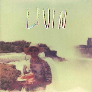 L I V I N cover art