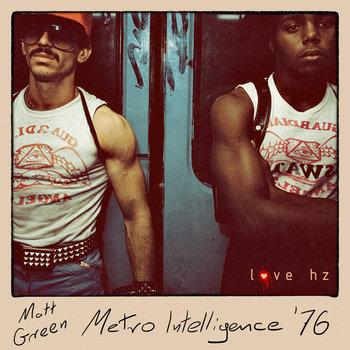 Metro Intelligence '76 cover art
