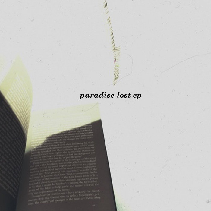 Paradise Lost EP cover art