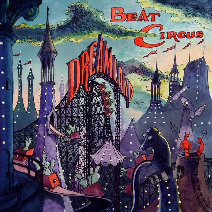 Dreamland cover art
