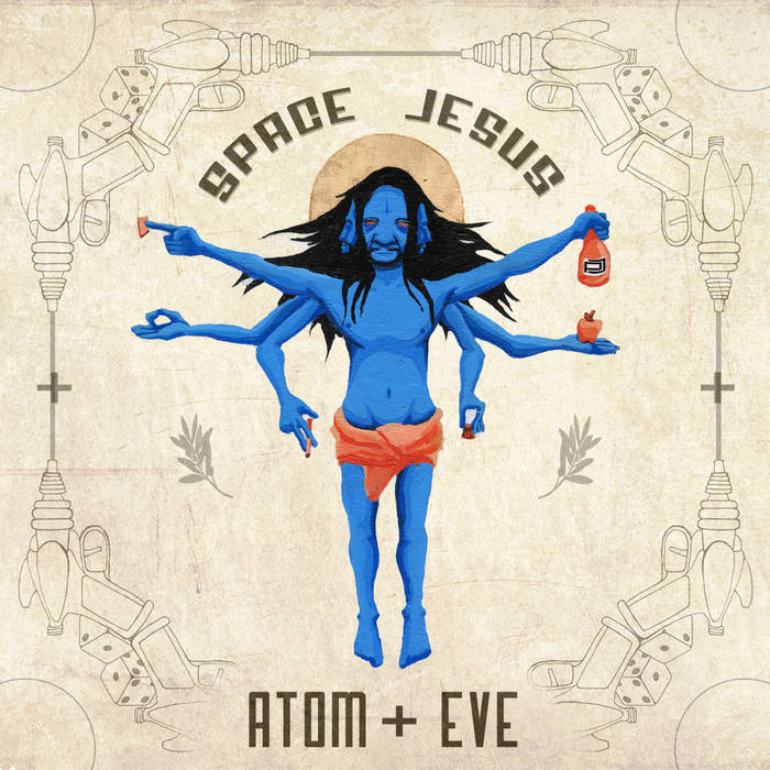 ATOM + EVE cover art