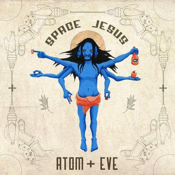 ATOM + EVE cover art