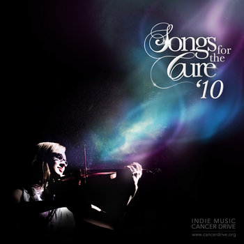 Songs for the Cure '10 cover art
