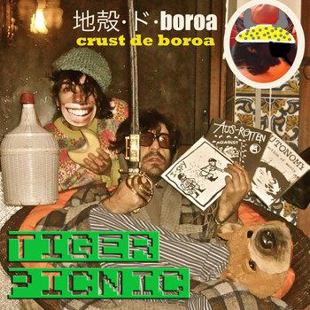 Crust de Boroa cover art