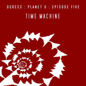 Time Machine EP cover art