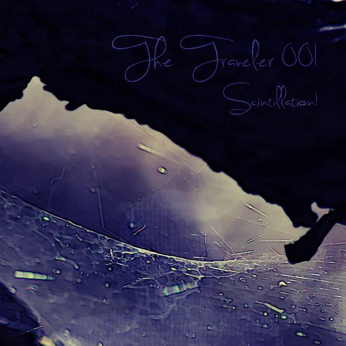 The Traveler 001 cover art