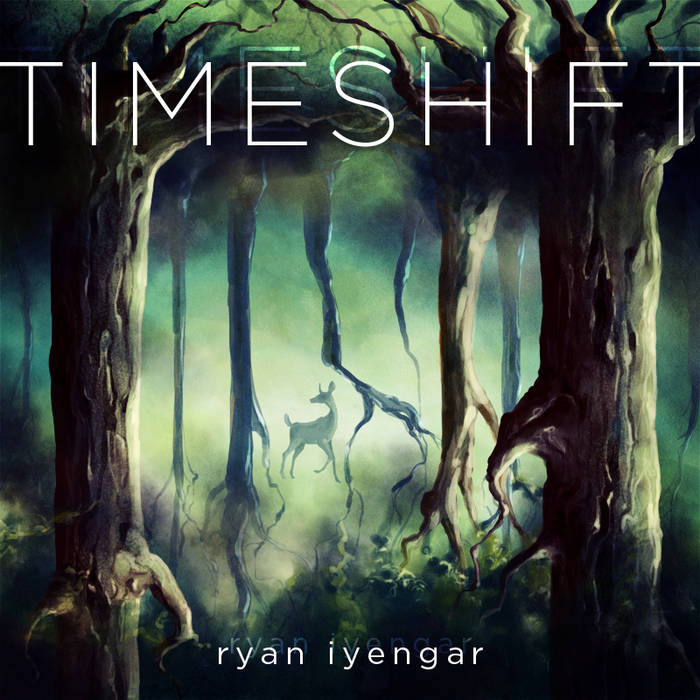 Timeshift cover art