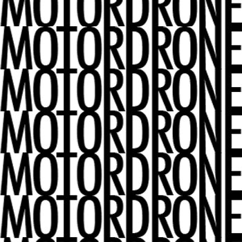 MOTORDRONE cover art