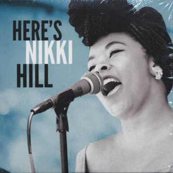 Here's Nikki Hill cover art