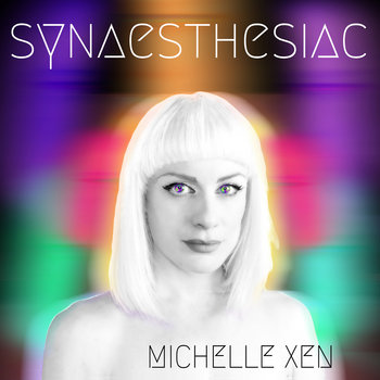 SYNAESTHESIAC EP cover art