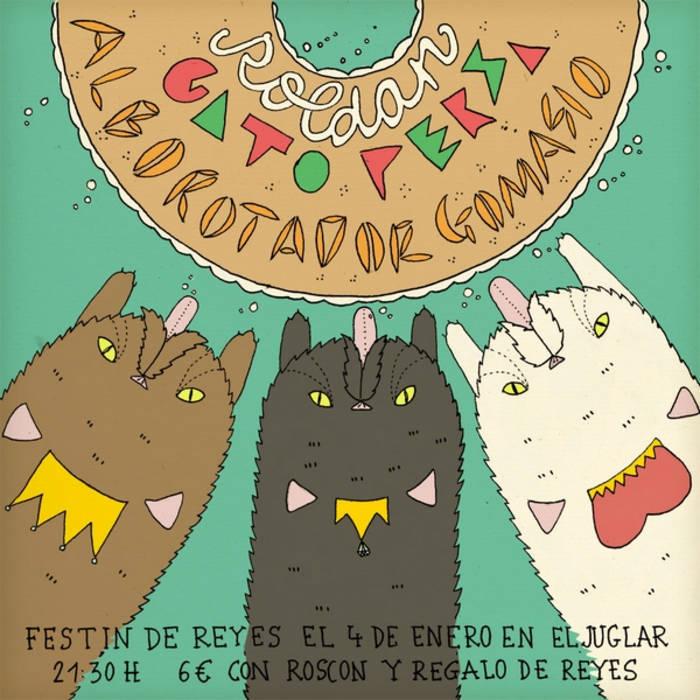 Roscón de Reyes (concierto en El Juglar) cover art