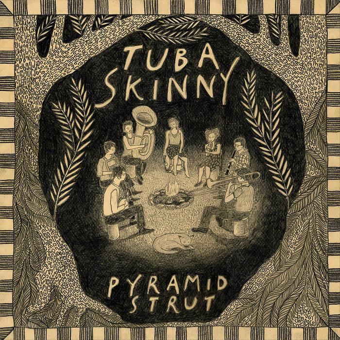 Pyramid Strut cover art
