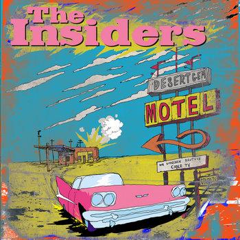 Desert café Motel on radar (live MD/raw demo) cover art
