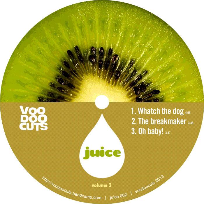Juice vol.2 cover art