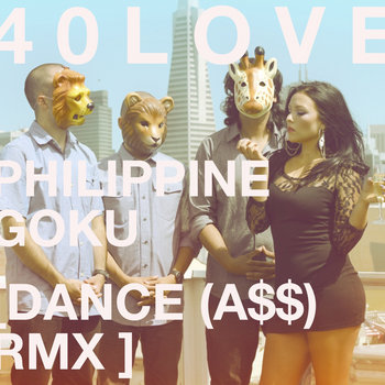 Philippine Goku [Dance (A$$) Remix] cover art