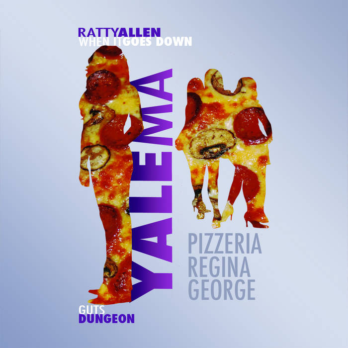 Pizzeria Regina George cover art