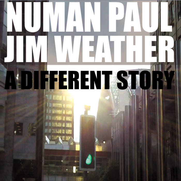 A Different Story cover art