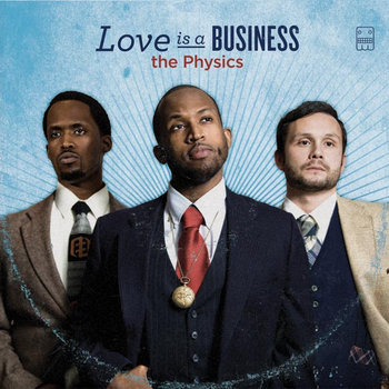Love Is A Business (Album) cover art