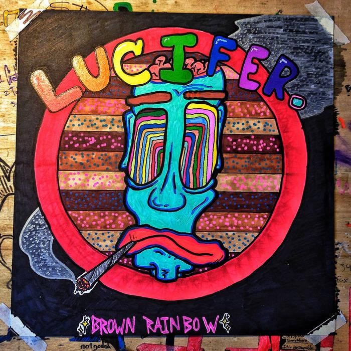 LUCIFER cover art