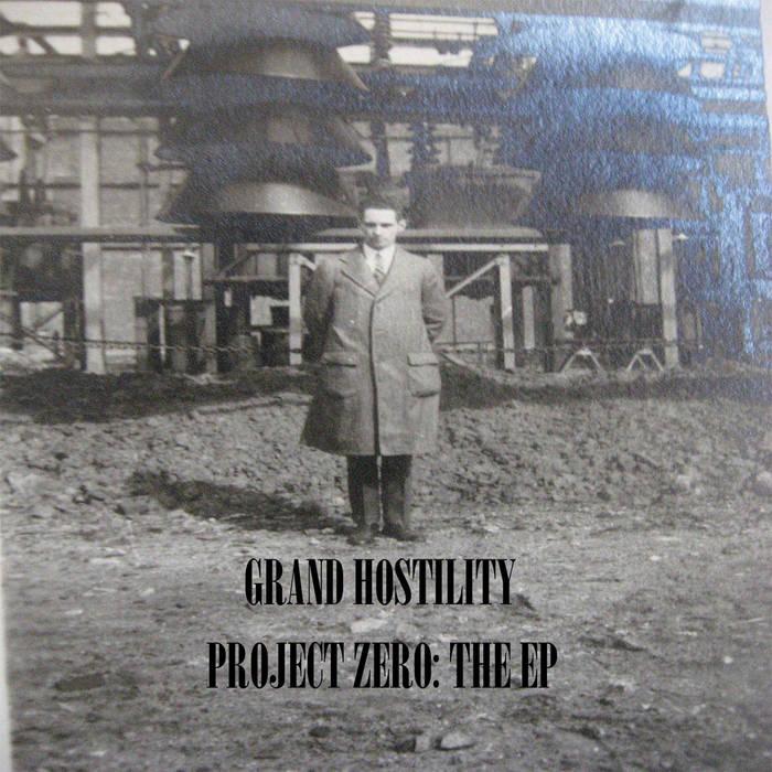 Project Zero: The EP cover art