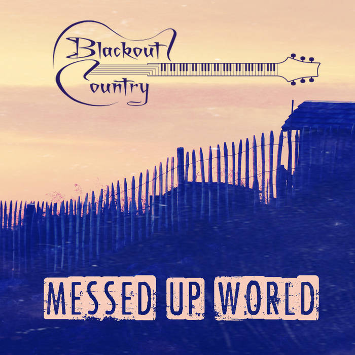 Messed Up World cover art