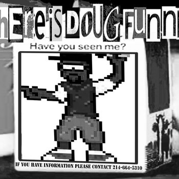Where is Doug Funnie? cover art