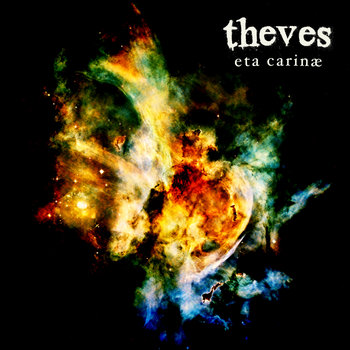 Eta Carinæ [EP] cover art