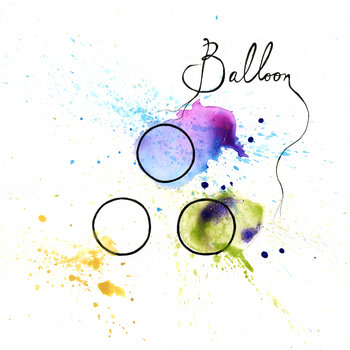 Balloon cover art