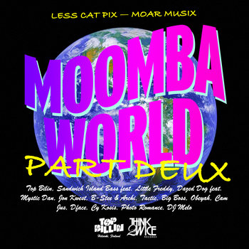 Moomba World Part Two cover art