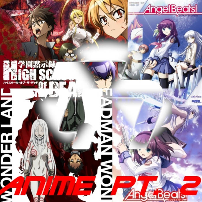 Anime Part 2 EP cover art